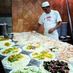 Pizza et tradition #AiMarmi