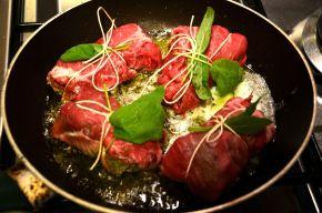 Dans ma cuisine #Involtini taleggio, pesto et mortadella parfumés à lasauge